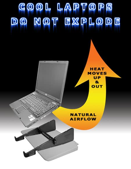 laptop heat