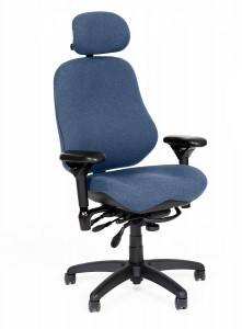 24-7 911 call center chair