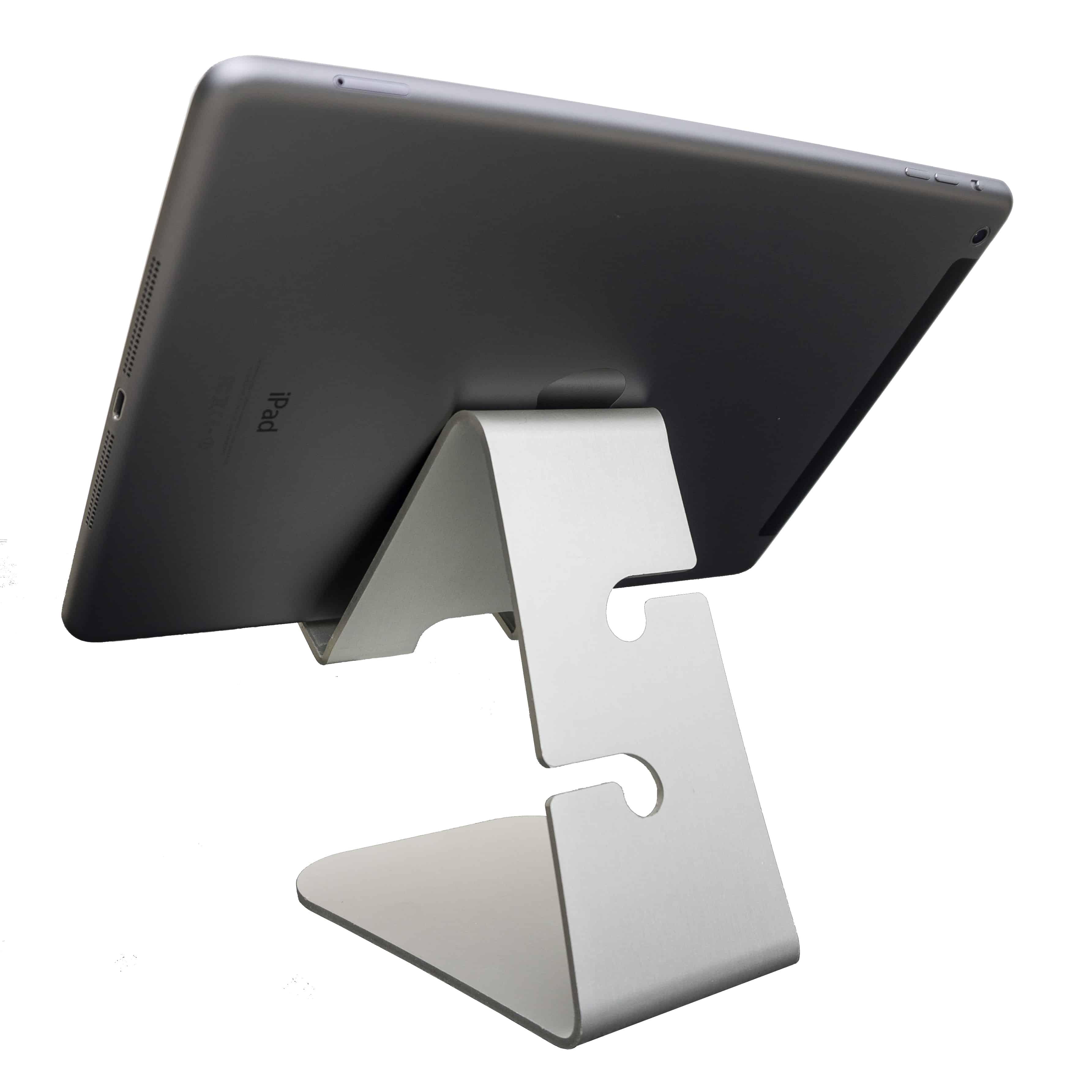 Gentil Ipad Stand Silver