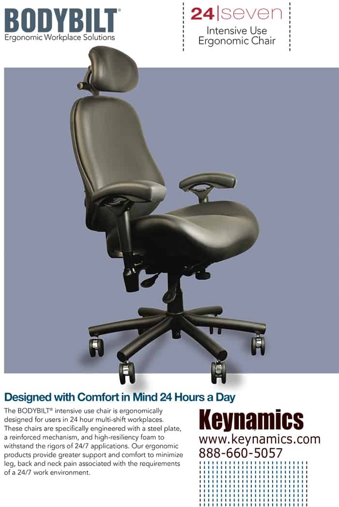 24-7 control room chair