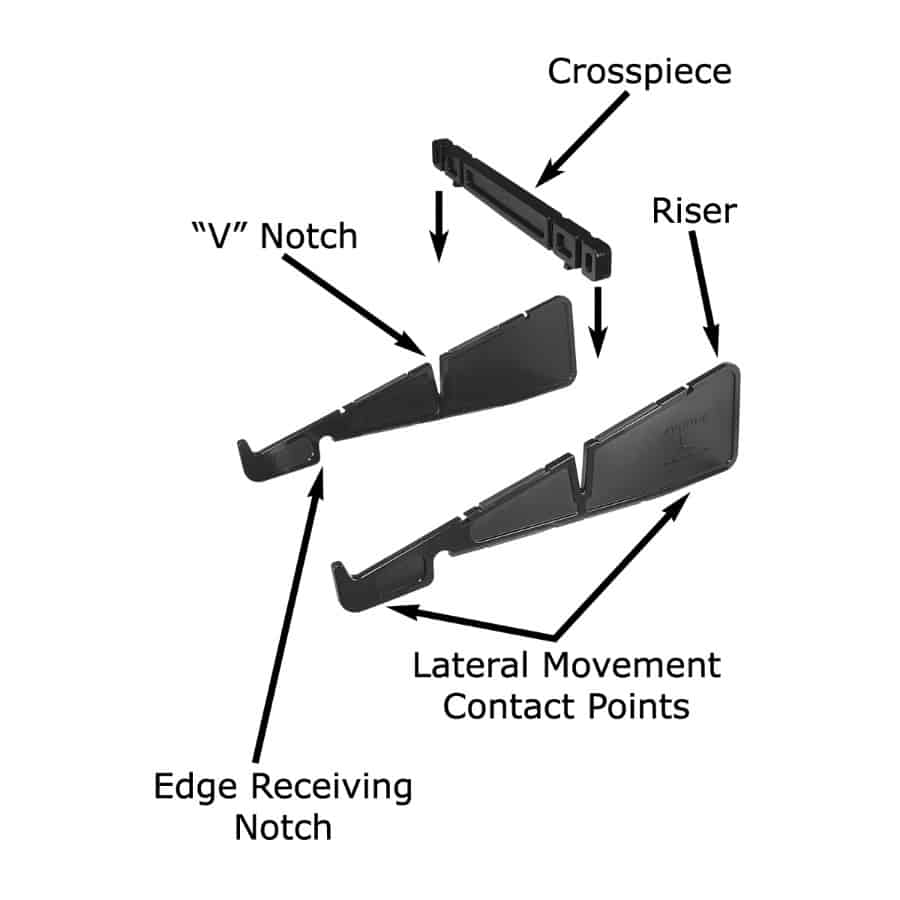 Laptop Stand Assembly Instructions